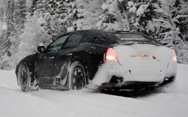 Maserati Ghibli. Изображение № 4.
