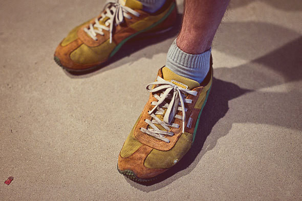 Фоторепортаж: 50 мужских кроссовок на выставке Faces & Laces. Изображение № 15.