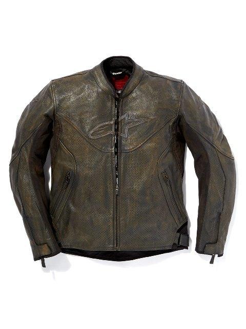 Марки Wrangler и Alpinestars выпустили совместную коллекцию одежды. Изображение № 10.