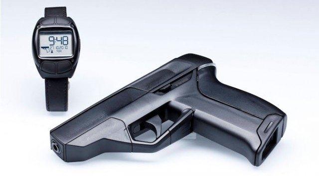 В США начали продавать «умный» пистолет, распознающий своего владельца. Изображение № 1.