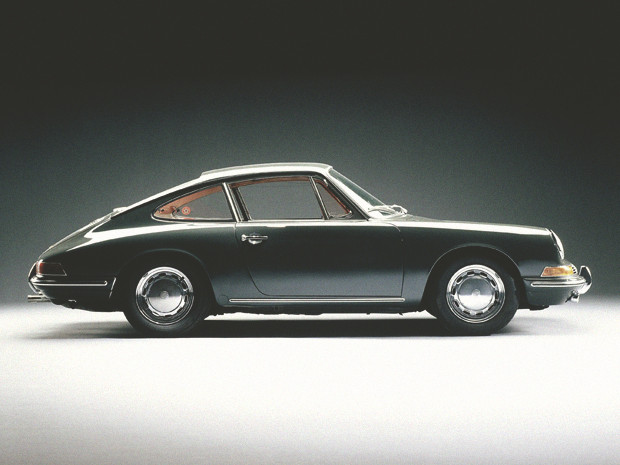 Новый Porsche 911 и эволюция его предшественников. Изображение № 9.