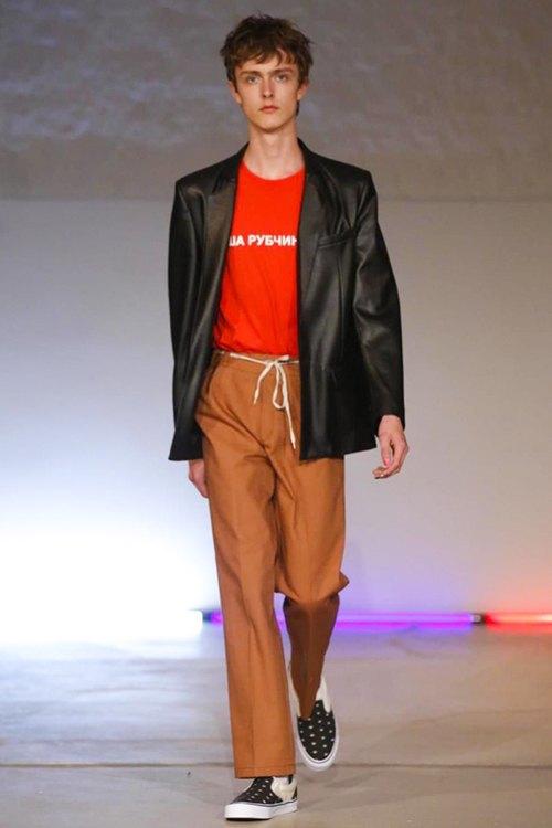 Гоша Рубчинский показал новую коллекцию на Неделе моды в Париже. Изображение № 24.