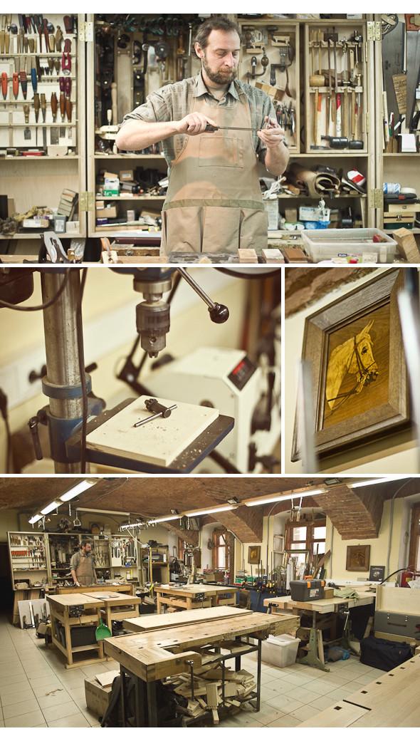 Изображение 9. Мужчины за работой: реставратор мебели.. Изображение № 3.