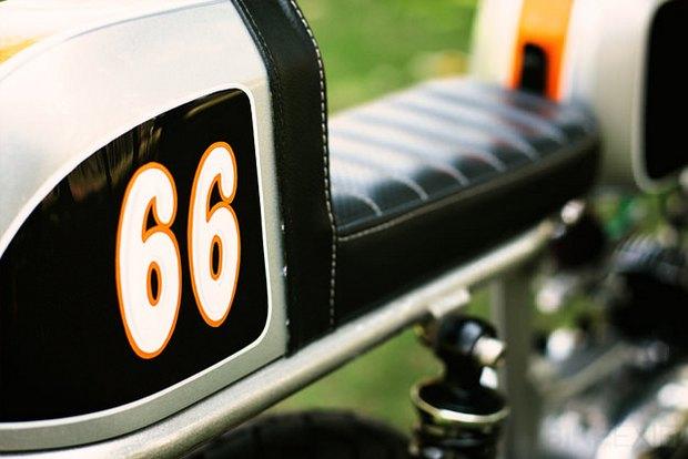 Американская мастерская Analog Motorcycles представила кастомный мотоцикл Riverside Racer. Изображение № 6.