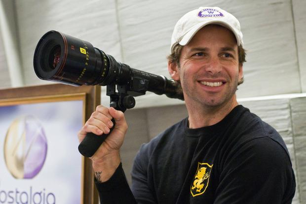 Зак Снайдер снимет еще один супергеройский фильм о «Лиге cправедливости». Изображение № 1.