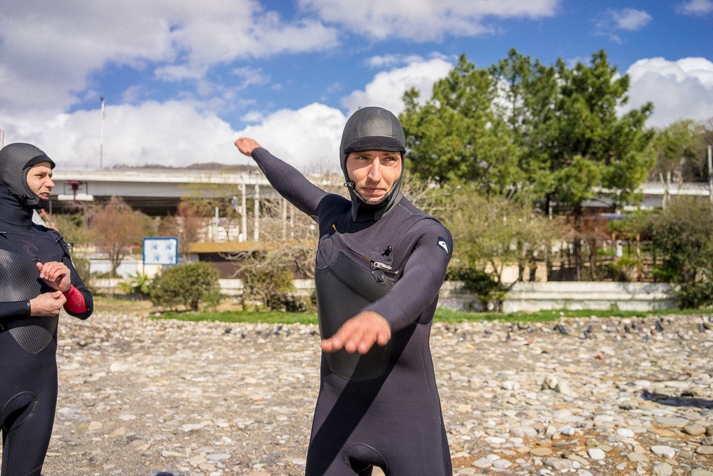 Русская Калифорния: Зачем заниматься сёрфингом в Сочи. Изображение № 9.