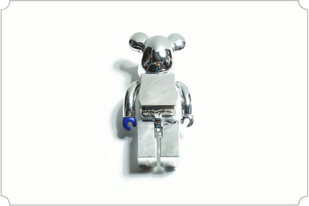 Редкий медвежонок Medicom Toy, подписан любимым художником.. Изображение № 27.