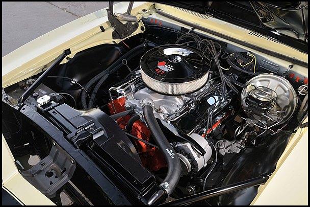 Редкий маслкар Chevrolet Yenko Super Camaro уйдет с молотка. Изображение № 7.
