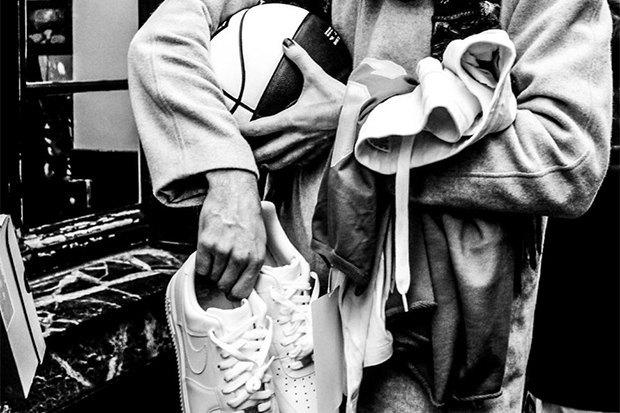 В сети появилось превью коллаборации Nike и Pigalle. Изображение № 12.