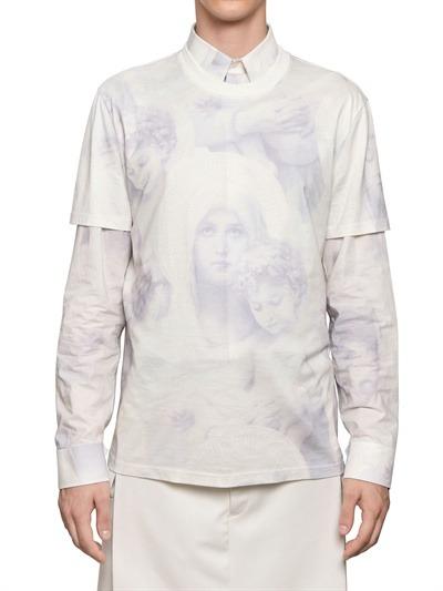 Givenchy выпустили коллекцию футболок с изображением Мадонны. Изображение № 19.