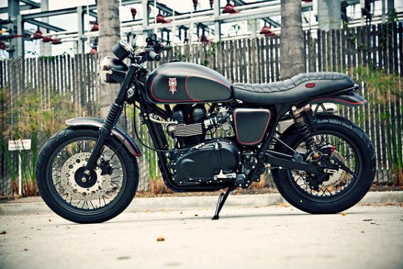 10 лучших мотоциклов года по версии сайта Bike Exif. Изображение № 10.