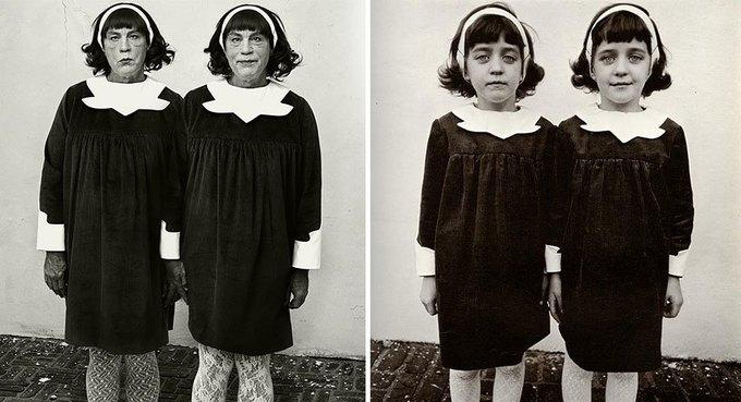 Джона Малковича пересняли на манер культовых фотографий. Изображение № 4.