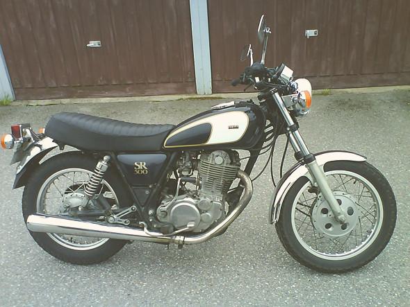 Yamaha SR500. Изображение № 20.