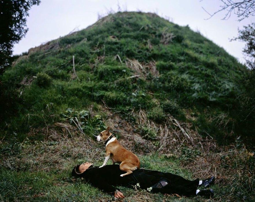 Жизнь обитателей французских окраин в фотопроекте Мохаммеда Борусса. Изображение № 16.