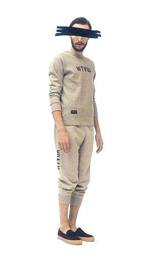 Марка Wtaps опубликовала лукбук весенней коллекции одежды. Изображение № 6.