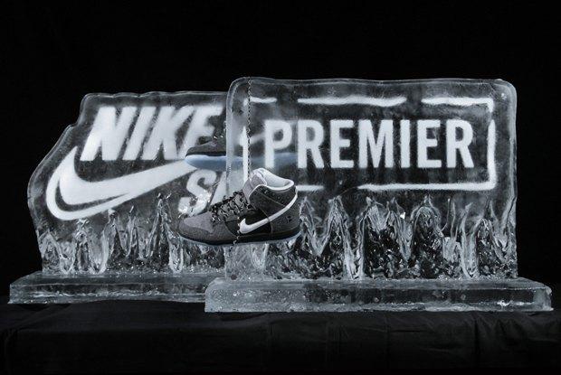 Магазин Premier и марка Nike выпустила совместную модель обуви SB Dunk Hi Premier SE. Изображение № 13.