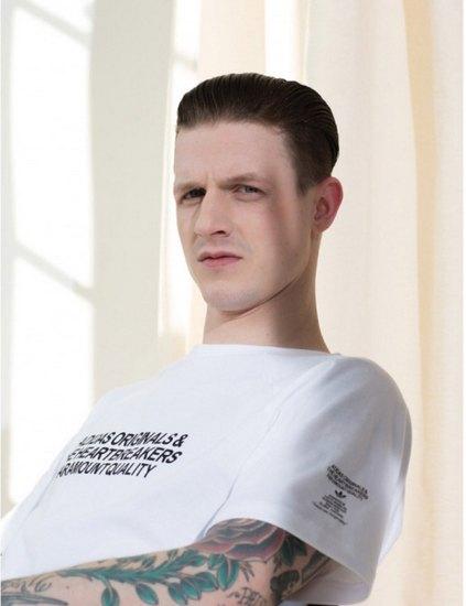 Марки Bedwin & The Heartbreakers и Adidas Originals выпустили совместную коллекцию одежды. Изображение № 4.