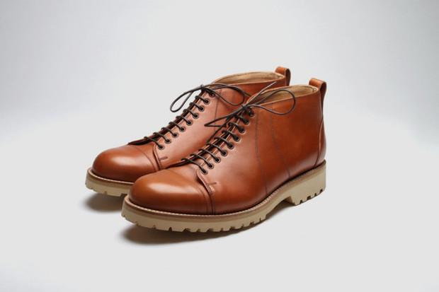 Марка Grenson выпустила осеннюю коллекцию обуви. Изображение № 10.