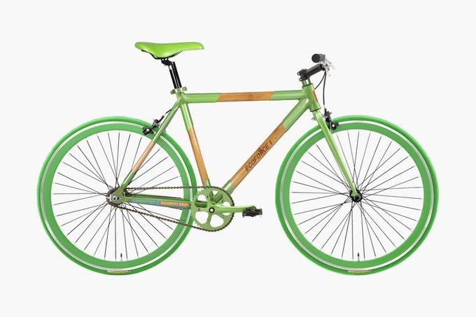 Под маркой Greenstar Bikes вышел первый велосипед из бамбука. Изображение № 2.