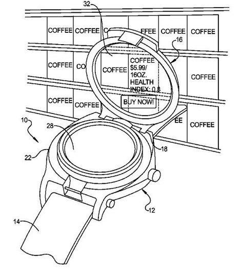Google разрабатывает «умные» часы для Android. Изображение № 2.