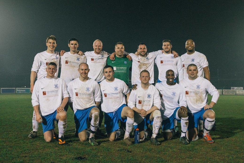 Как английские тюремные надзиратели организовали свою футбольную команду. Изображение № 8.