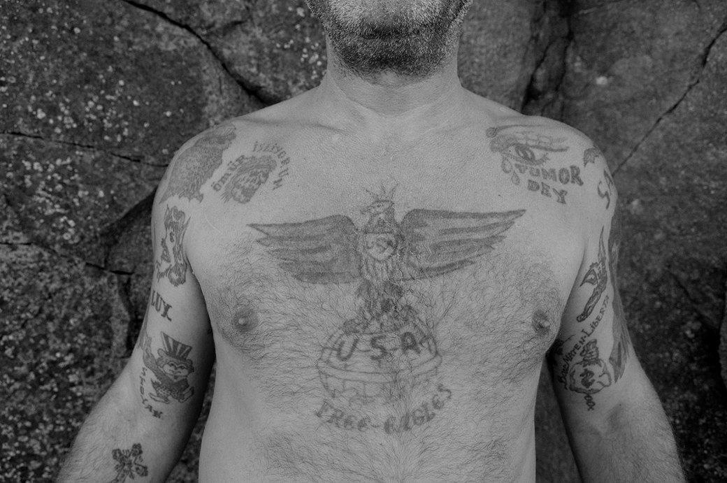 Польская тюремная тату: Краткий путеводитель по уникальному стилю. Изображение № 9.