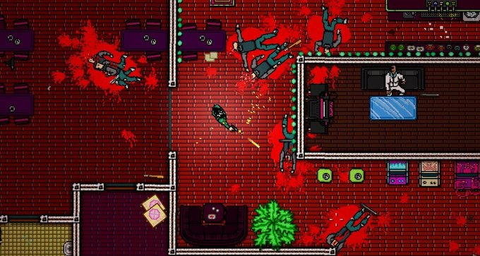 Вторая часть игры Hotline Miami выйдет в третьем квартале этого года. Изображение № 1.