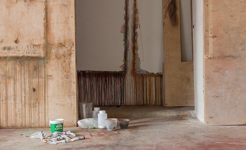 Дом культуры: Молодые московские художники и их мастерские. Изображение № 20.