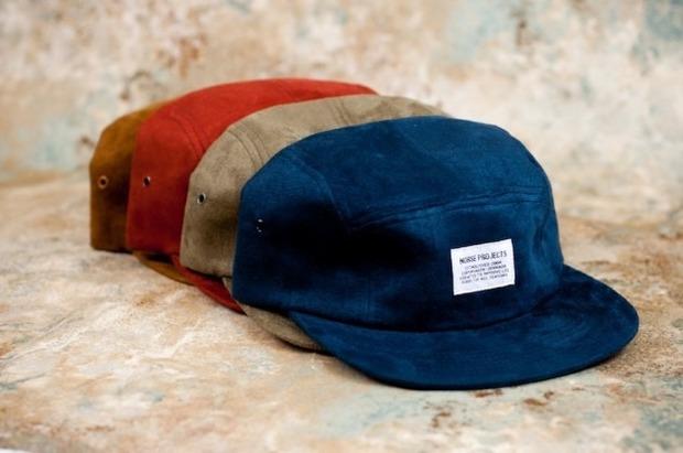 Датская марка Norse Projects представила новую коллекцию кепок. Изображение № 8.