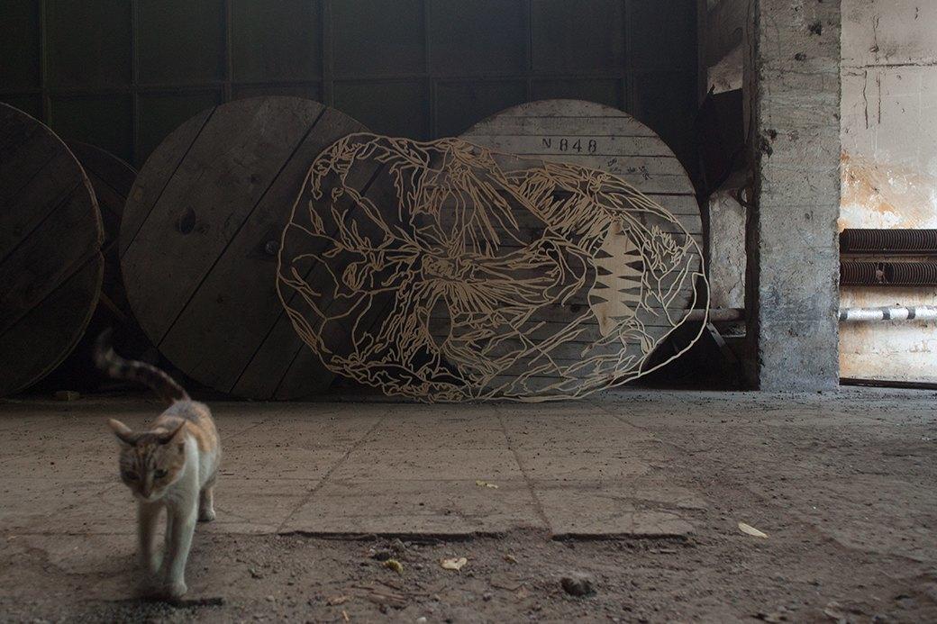 Outline: Как выглядят декорации самого масштабного рейва в городе. Изображение № 29.