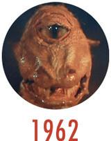 Эволюция инопланетян: 60 портретов пришельцев в кино от «Путешествия на Луну» до «Прометея». Изображение № 24.