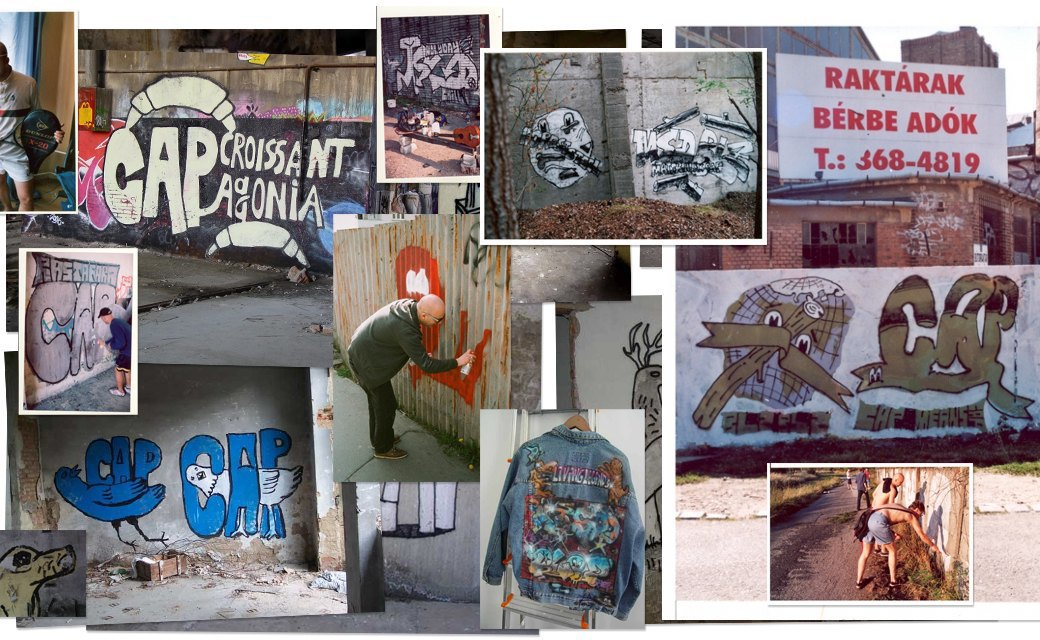 Банда аутсайдеров: Как уличные художники возвращают искусству граффити дух протеста. Изображение № 2.