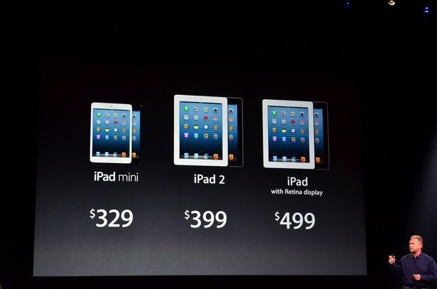 Компания Apple представила планшетник iPad mini. Изображение № 12.