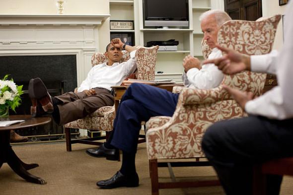 Наглядный пример: Барак Обама. Изображение № 20.