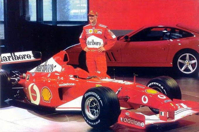 Легендарный гонщик Михаэль Шумахер госпитализирован в состоянии комы. Изображение № 1.