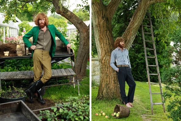 Изображение 13. Дай пять: Александр Решетилов о марках мужской одежды.. Изображение № 11.