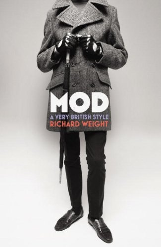 Вышла книга Ричарда Уэйта «Mod: A Very British Style» об истории субкультуры модов. Изображение № 1.