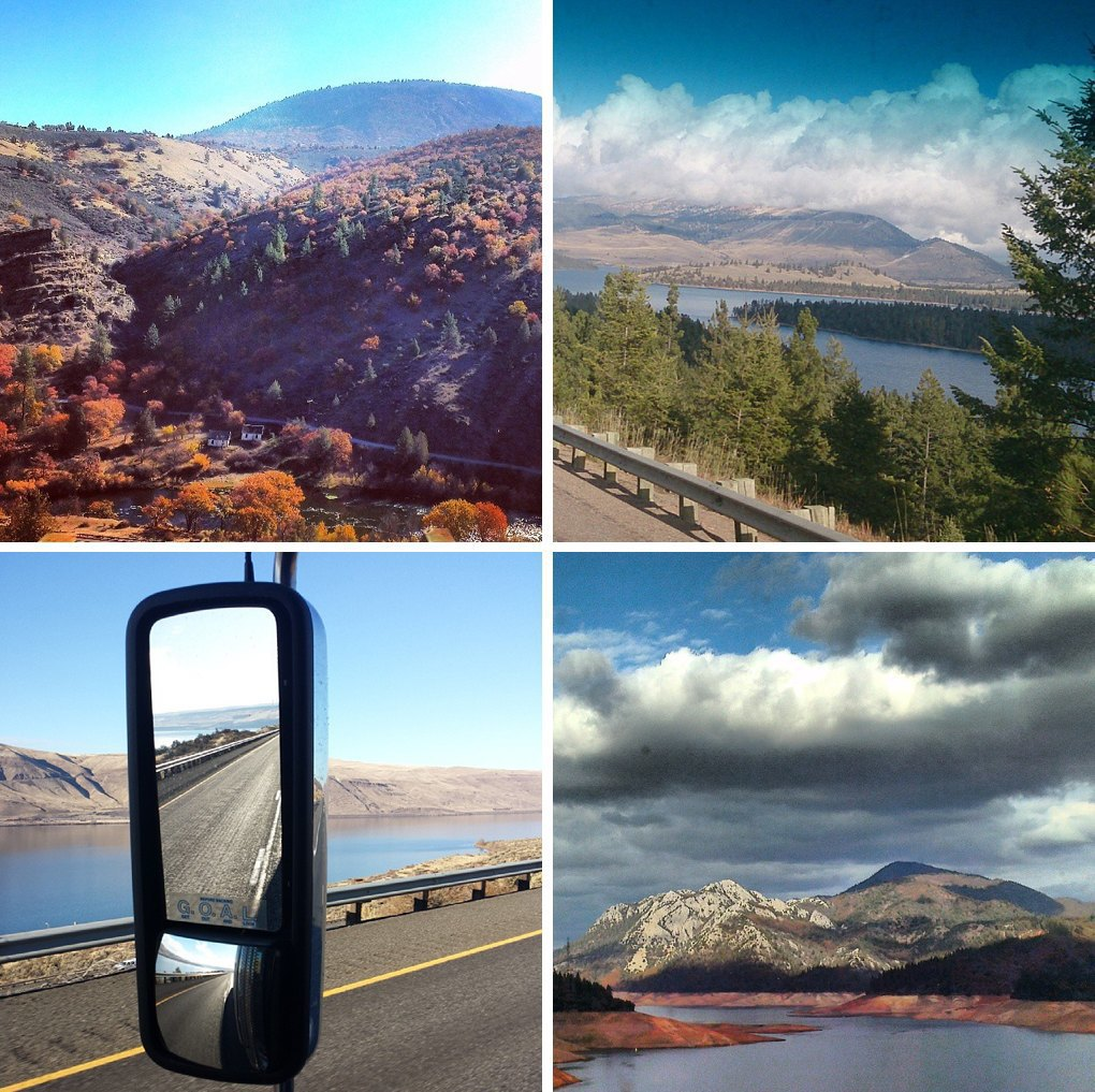 Что публикуют в своих Instagram дальнобойщики разных стран. Изображение № 10.