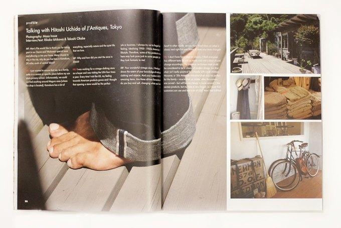 Роспечать: 15 журналов о мужском стиле, которые можно купить в Москве. Изображение № 58.