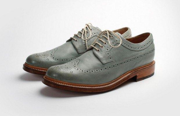 Марка Grenson выпустила весеннюю коллекцию обуви. Изображение № 19.