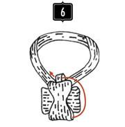 How to: Как завязать бабочку. Изображение № 19.