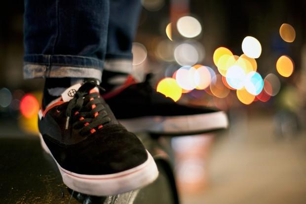 Калифорнийская марка Huf выпустила новый лукбук и весеннюю коллекцию обуви. Изображение № 10.