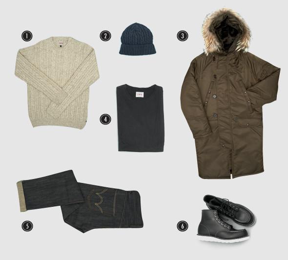 Соберись, тряпка: 8 осенних луков московских магазинов мужской одежды. Изображение № 13.