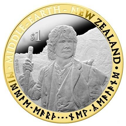 В Новой Зеландии появятся монеты и марки с изображением героев Толкина. Изображение № 5.