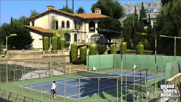 Опубликованы новые скриншоты игры GTA V. Изображение № 5.