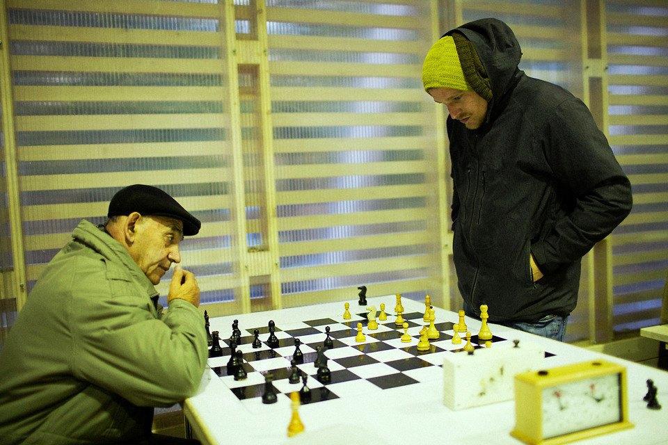 Олд бой: Как старики уделали меня в шахматном сражении. Изображение № 9.