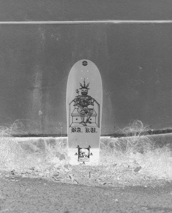 BA.KU.: Фотопроект о загадочной субкультуре канадских скейтеров-металлистов. Изображение № 6.