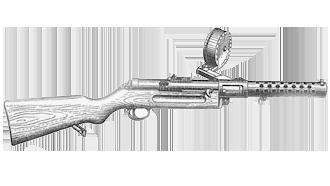 Царь-пушка: История Томми-гана, любимого оружия гангстеров. Изображение № 2.