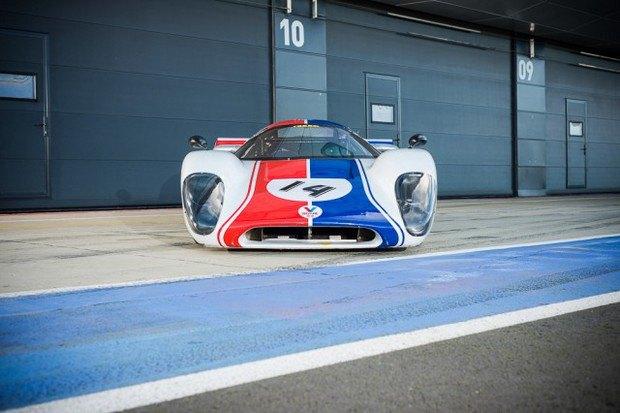 Гоночный автомобиль Lola T70 из фильма «Ле-Ман» со Стивом Маккуином выставлен на аукцион. Изображение № 4.