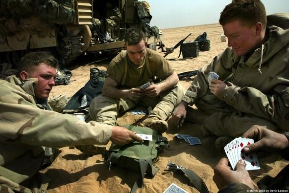 Военное положение: Одежда и аксессуары солдат в Ираке. Изображение № 34.